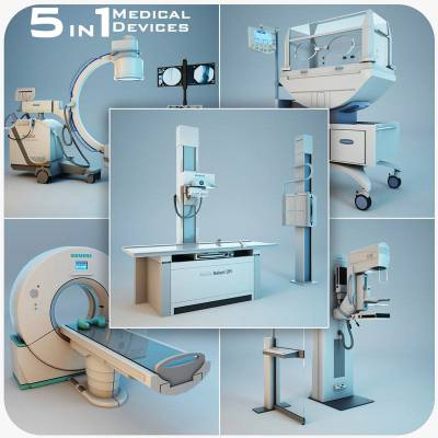 5 in 1 Medical Device
