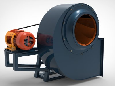 Industrial Blower Fan